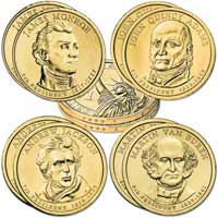Presidential Dollars 2008