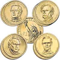 Presidential Dollars 2010