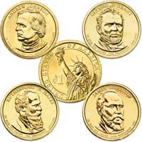 Presidential Dollars 2011