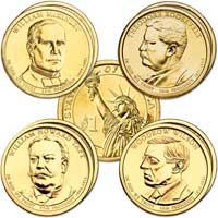 Presidential Dollars 2013