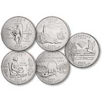 2003 State Quarters