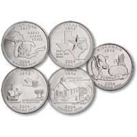 2004 State Quarters