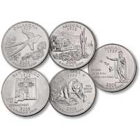 2008 State Quarters