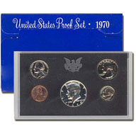 1970 United States Mint Proof Set