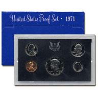 1971 United States Mint Proof Set