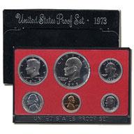 1973 United States Mint Proof Set