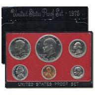 1975 United States Mint Proof Set