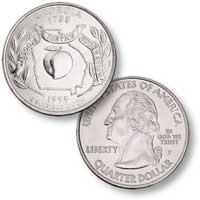 1999 Georgia Quarter