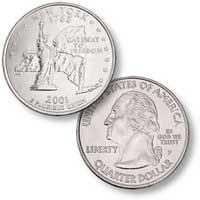 2001 New York Quarter