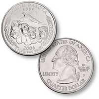 2006 South Dakota Quarter