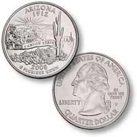 2008 Arizona Quarter