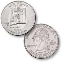 2008 New Mexico Quarter