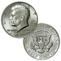 Kennedy Half Dollar 1979