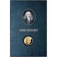 2007 United States Mint Presidential $1 Coin Historical Signature Set - James Madison (XM1)