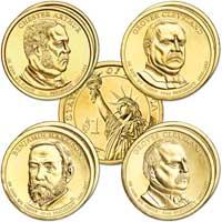 Presidential Dollars 2012