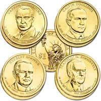 Presidential Dollars 2014