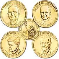 Presidential Dollars 2015