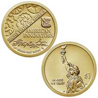 American Innovation $1 Coin