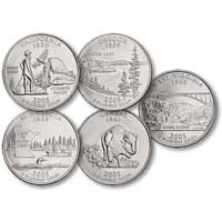 2005 State Quarters