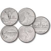 2007 State Quarters