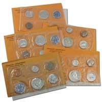 Silver Sets (1936-1964)