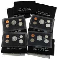 Silver Sets (1976, 1992-Date)
