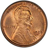 1928 D Lincoln Wheat Cent