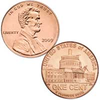 2009 Lincoln Presidency in Washington, DC Cent