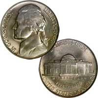 1948 S Jefferson Nickel