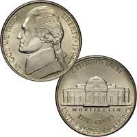 1994 Jefferson Nickel