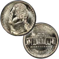 1999 Jefferson Nickel