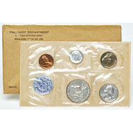 1961 United States Mint Proof Set