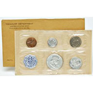 1962 United States Mint Proof Set