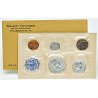 1963 United States Mint Proof Set