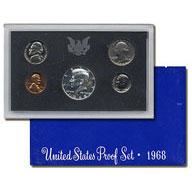 1968 United States Mint Proof Set