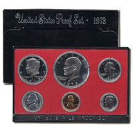 1973 United States Mint Proof Set