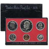 1978 United States Mint Proof Set