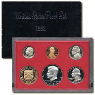 1982 United States Mint Proof Set