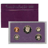 1985 United States Mint Proof Set