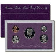 1988 United States Mint Proof Set