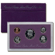 1990 United States Mint Proof Set
