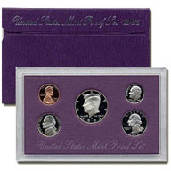 1993 United States Mint Proof Set
