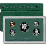 1995 United States Mint Proof Set