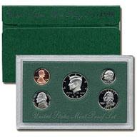 1998 United States Mint Proof Set