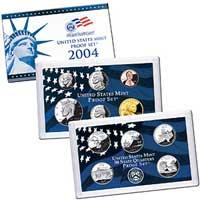 2004 United States Mint Proof Set (P04)
