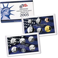 2005 United States Mint Proof Set (P05)