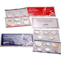 Uncirculated Coin Set 2005 (U05)