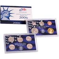 2006 United States Mint Proof Set (P06)