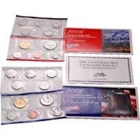 Uncirculated Coin Set 2006 (U06)