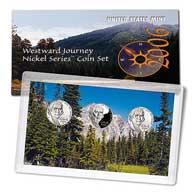 2006 Westward Journey Nickel Series Coin Set (6W1)